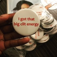 big clit energy button