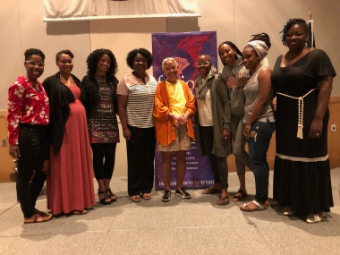 The Cosmic Collective + Nikki Giovanni