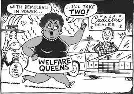 welfare queen image